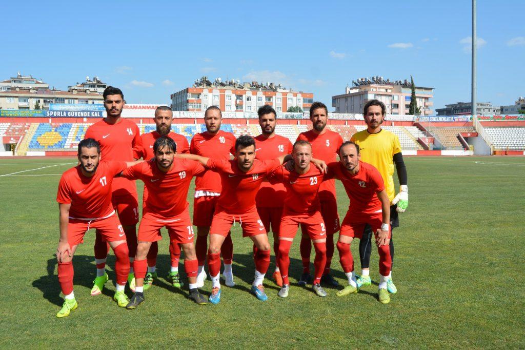 Türkoğlu Belediyespor Bal Ligine Hazır