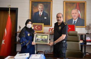 Emniyet Müdürü Cebeloğlu'ndan Anlamlı Sürpriz