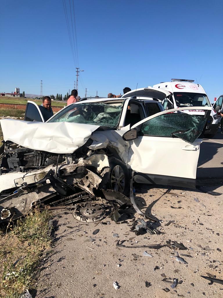 Trafik Kazası Yine Can Aldı