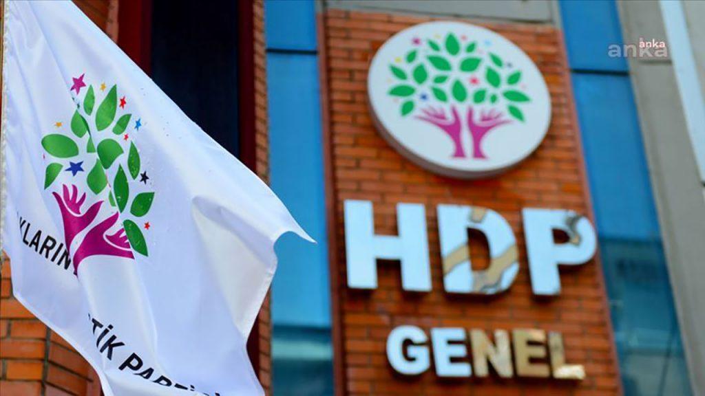 HDP Davasında Son Dakika!