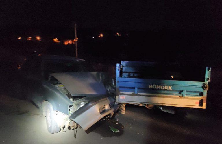 Nurhak'ta Otomobil İle Patpat Çarpıştı: 1 Ölü