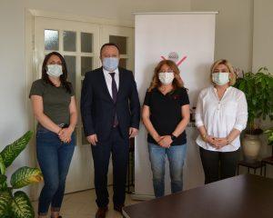 Kahramanmaraş İl Müdürlerinden KAGİD'e Ziyaret
