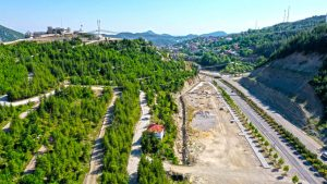 Andırın Millet Bahçesi Kahramanmaraş'a Çok Yakışacak