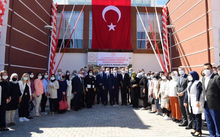 Kahramanmaraş'a 39 Yatak Kapasiteli Rehabilitasyon Merkezi