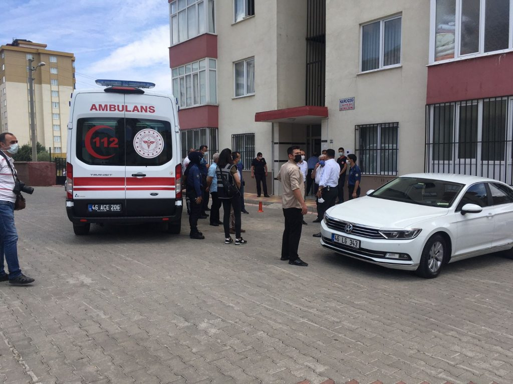 Kahramanmaraş'ta Polis Memuru İntihar Etti!