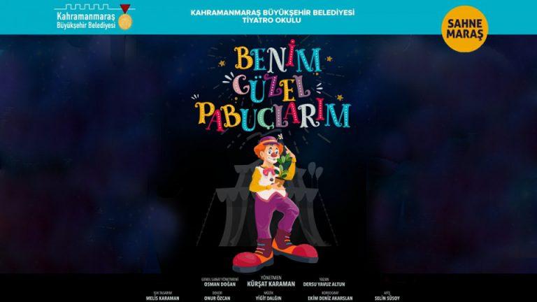 Büyükşehir Tiyatro Okulu Çocuk Oyunu Sahneleyecek