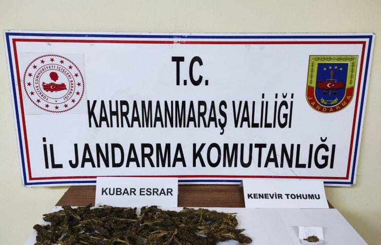 Pazarcık'ta Uyuşturucuya Geçit Yok