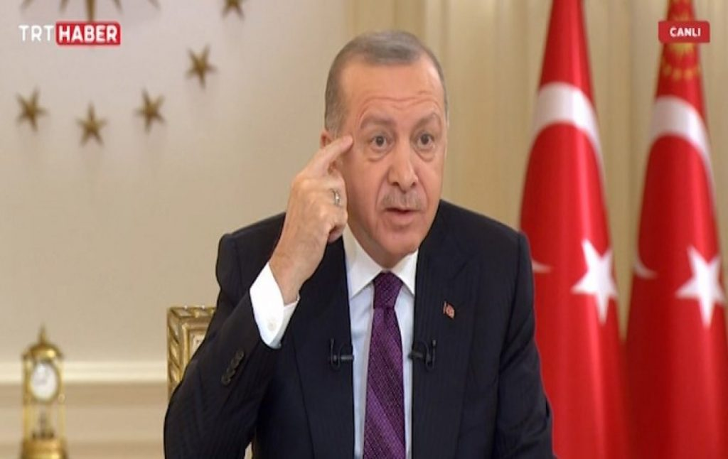 Cumhurbaşkanı Erdoğan; 'Bunların Kafası Bu İşe Basmaz'