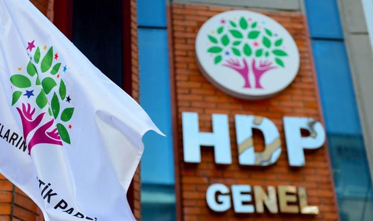 Son Dakika! HDP Kapatılma Davasında Şok Gelişme