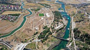Turizm Alanlarında Projeler Yükseliyor