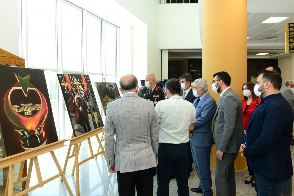 KSÜ'de 15 Temmuz Konferansı