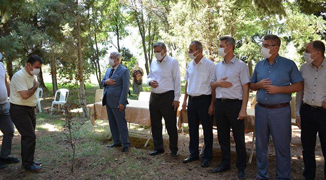 KSÜ Ailesi Bayramlaşma Töreninde Bir Araya Geldi