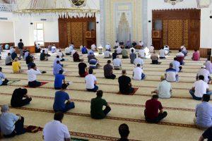 KSÜ'de, 15 Temmuz Şehitleri Dualarla Anıldı