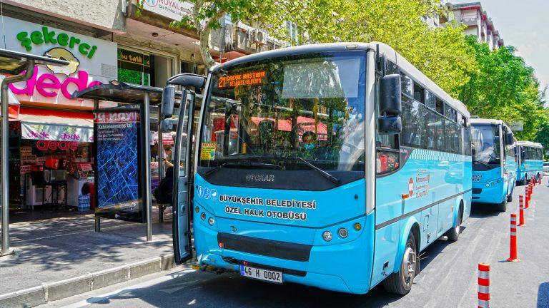 Toplu Taşıma Esnafına Bayram Müjdesi