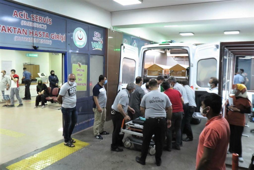 Kahramanmaraş Necip Fazıl Şehir Hastanesinde gerginlik
