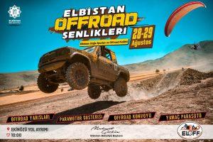 28- 29 Ağustos kimseye söz vermeyin Elbistan'da adrenalin var