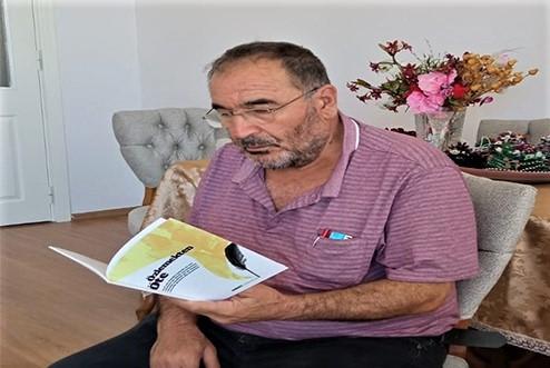 Ahmet İspirdoğan'ın 'Özlemekten Öte' şiir kitabı çıktı