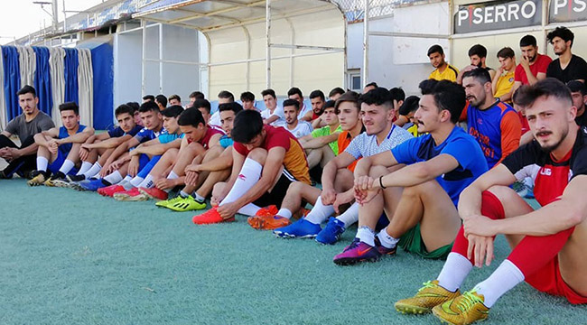 Kahramanmaraşspor futbolcu seçmeleri başladı