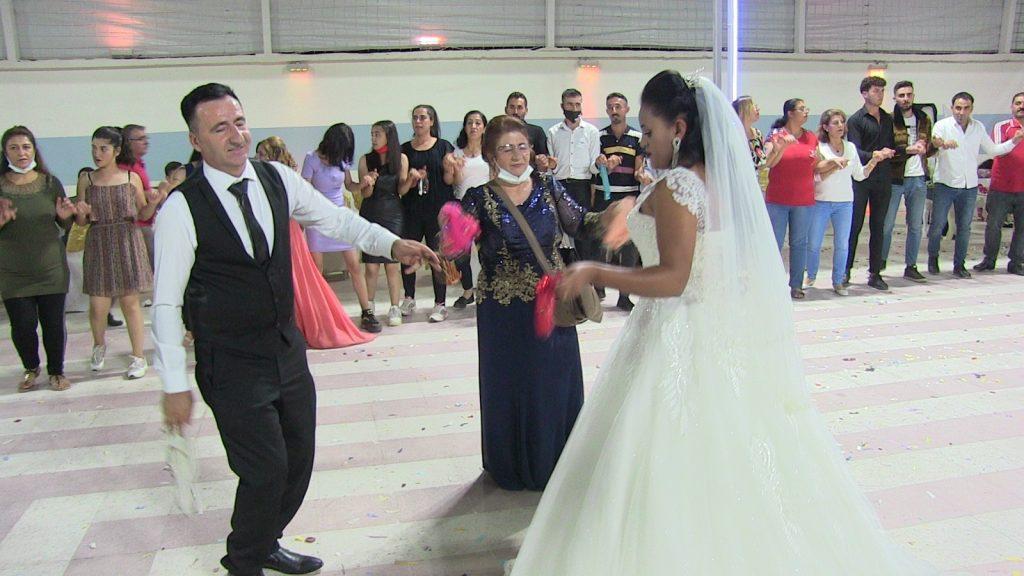 Etiyopya'da nişan Kahramanmaraş'ta düğün yaptılar