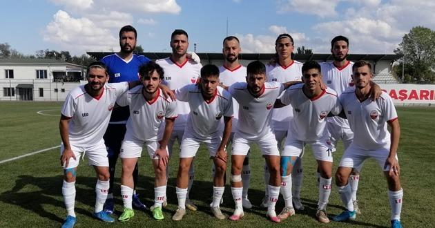 Etimesgut Belediyespor: 3 Kahramanmaraşspor: 1