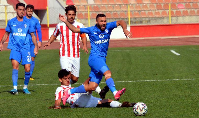 Sarıyer SK: 3 Kahramanmaraşspor: 1