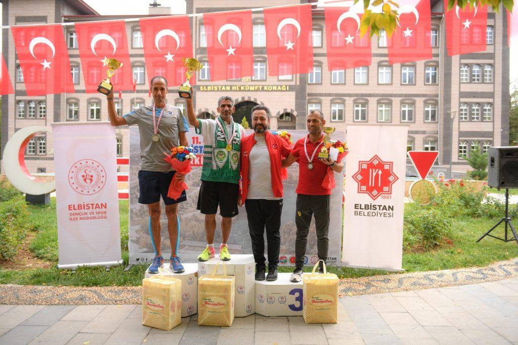 Elbistan Ultramaraton Türkiye Şampiyonası sona erdi