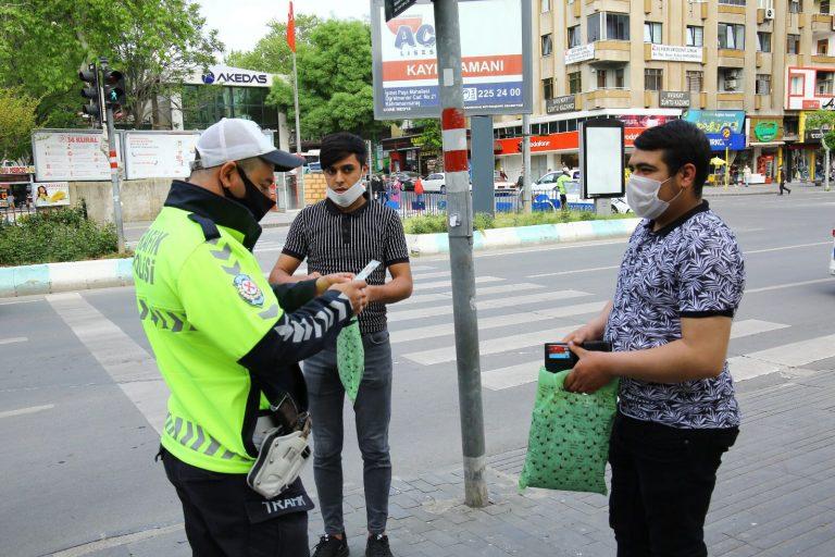 Kahramanmaraş'ta 'Huzur-46' uygulaması