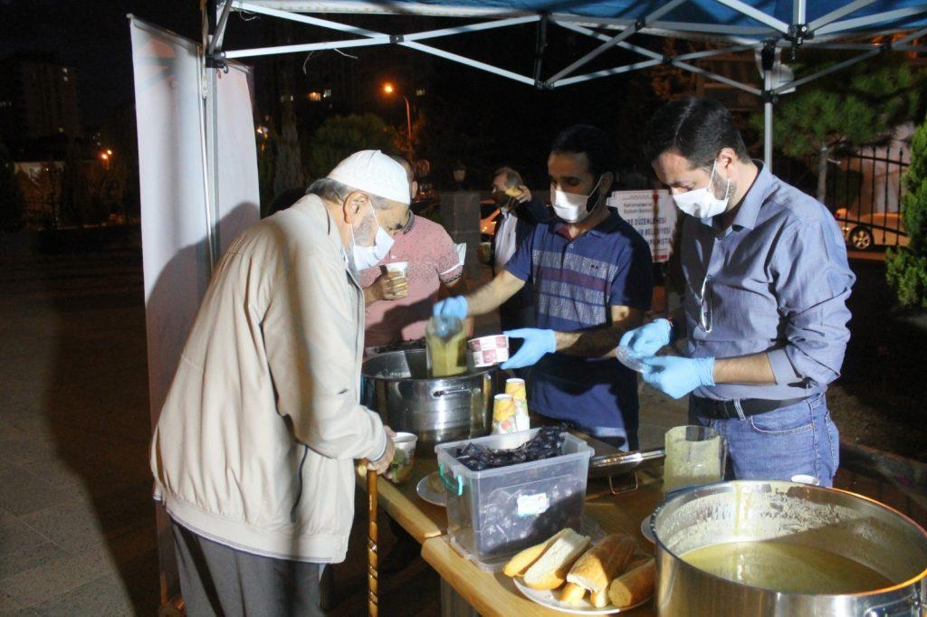 Kahramanmaraş'ta Mevlid Kandili etkinlikleri