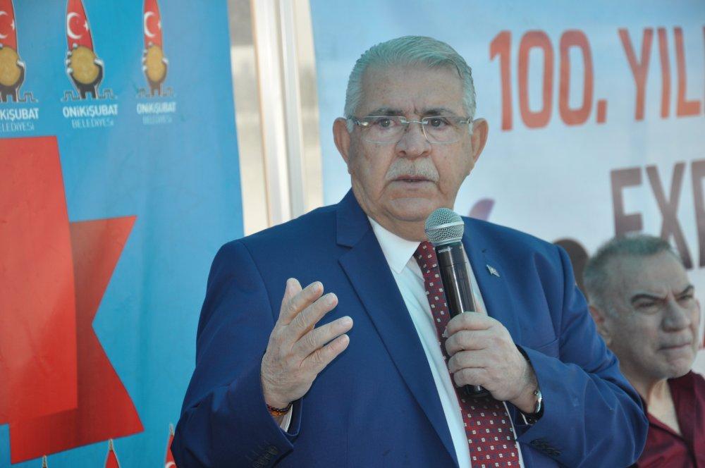 """Mahçiçek, """"EXPO Kahramanmaraş'ı geleceğe taşıyacak"""""""